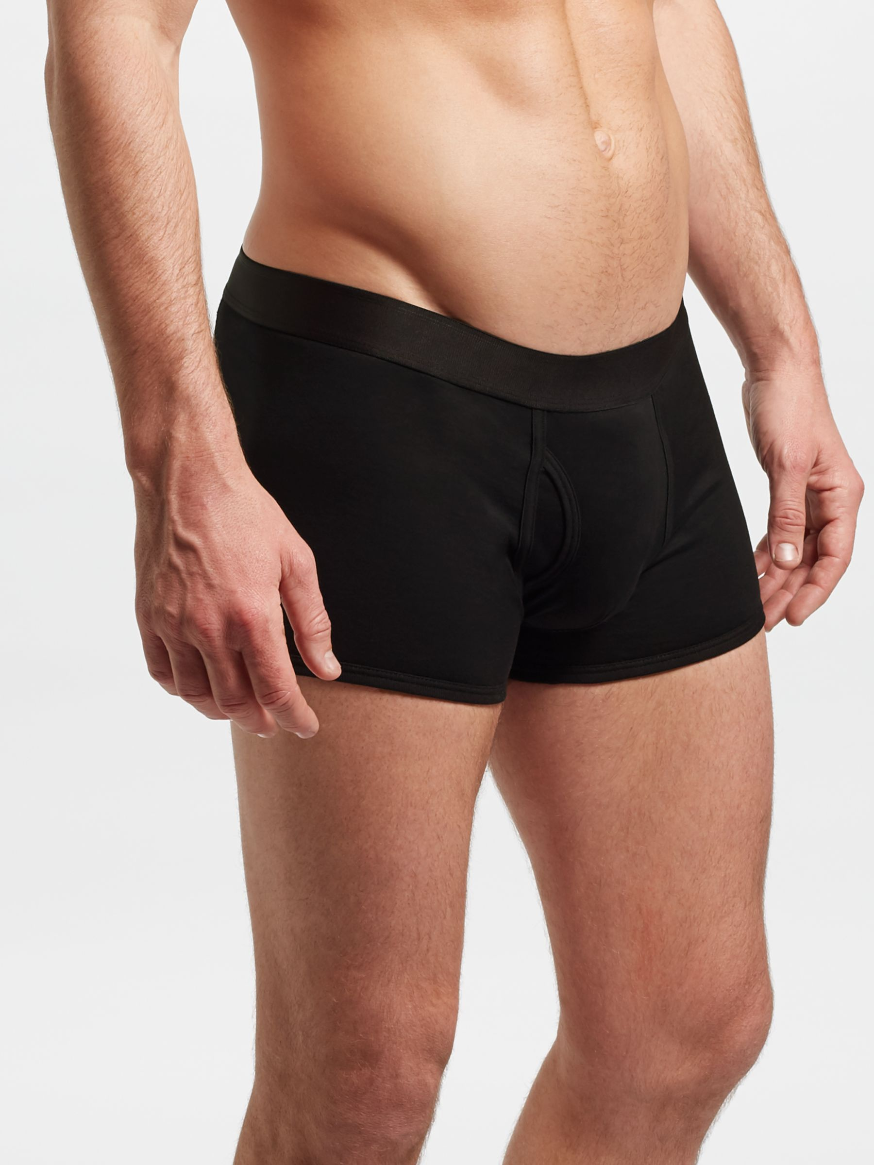 Sunspel Sunspel Egyptian Cotton Low Waist Trunks