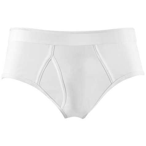 Buy Sunspel Cellular Cotton Briefs Online at johnlewis.com