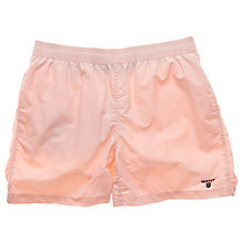 Buy Gant Classic Elasticated Swim Shorts Online at johnlewis.com