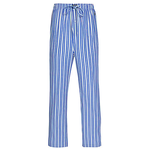 Buy Polo Ralph Lauren Stripe Lounge Pants, Blue/Multi Online at johnlewis.com