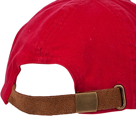 Buy John Lewis Cotton Plain Baseball Cap Online at johnlewis.com