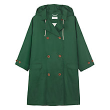 Buy Toast Raincoat, Green Online at johnlewis.com