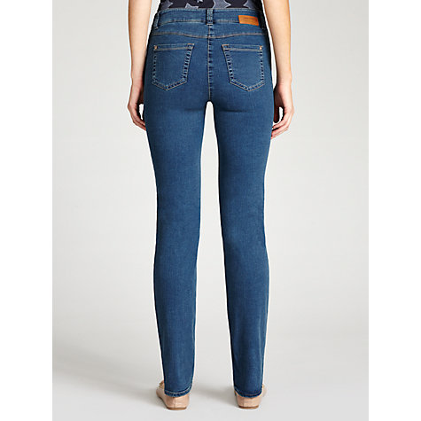 "Buy Gerry Weber Roxy Perfect Fit Jeans 33"", Mid Wash Online at johnlewis.com"
