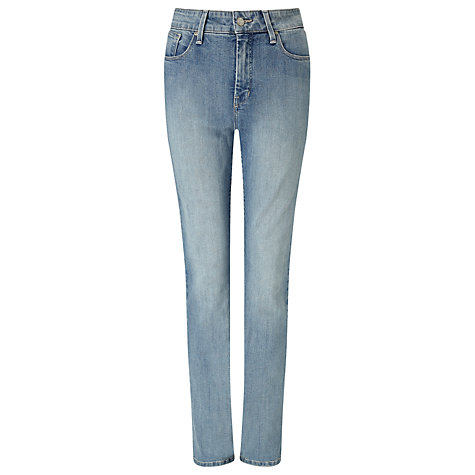 Buy NYDJ Straight Leg Jeans, Light Blue Online at johnlewis.com