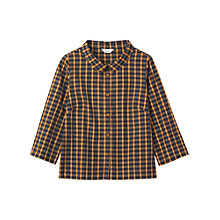 Buy Toast Check Shirt, Toffee Online at johnlewis.com