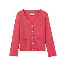 Buy Toast Pilgrim Cardigan, Sorbet Online at johnlewis.com