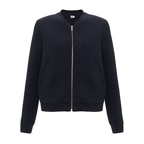 Buy Kin by John Lewis Quilted Bomber Jacket Online at johnlewis.com