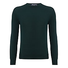 Buy Aquascutum Merino Crew Neck Jumper Online at johnlewis.com