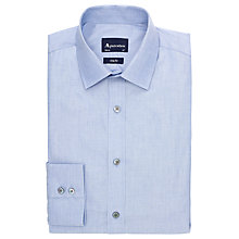 Buy Aquascutum Cooper End on End Shirt Online at johnlewis.com