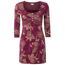 Buy White Stuff Kowloon Bay Kaftan, Chinese Pink Online at johnlewis.com