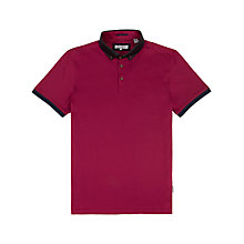 Buy Ted Baker Jefrton Contrast Collar Polo Shirt Online at johnlewis.com