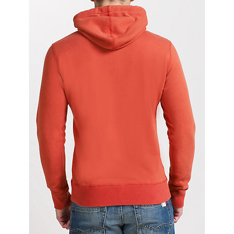 Buy Replay Hooded Logo Sweatshirt Online at johnlewis.com