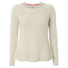 Buy White Stuff Linen Racing Jumper, Linen Online at johnlewis.com