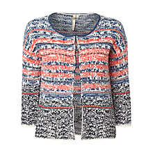 Buy White Stuff Kia Knitted Jacket, Multi Online at johnlewis.com
