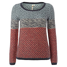 Buy White Stuff Saturday Jumper, Multi Online at johnlewis.com
