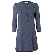 Buy White Stuff Dandelion Spot Tunic, Atlantic Blue Online at johnlewis.com