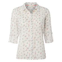 Buy White Stuff Chicken Shirt, White Online at johnlewis.com
