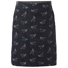 Buy White Stuff Lanark Skirt, Dark Atlantic Blue Online at johnlewis.com