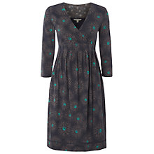 Buy White Stuff Loch Dress, Dark Atlantic Blue Online at johnlewis.com