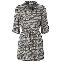 Buy White Stuff Moray Sheep Tunic Top, Samphire Green Online at johnlewis.com