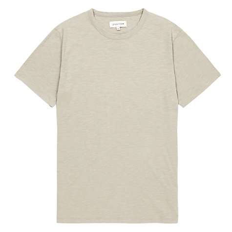 Buy Jigsaw Classic Cotton T-Shirt Online at johnlewis.com