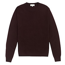 Buy Jigsaw Cashmere Blend Crew Neck Jumper Online at johnlewis.com