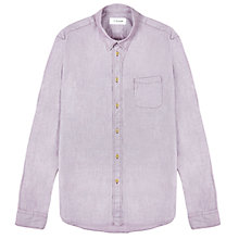 Buy Jigsaw Slim Fit Button Down Shirt Online at johnlewis.com