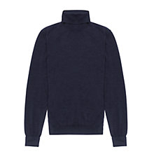 Buy Jigsaw Merino Wool Roll Neck Jumper Online at johnlewis.com