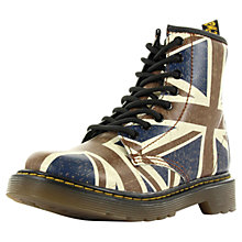 Buy Dr Martens Union Jack Boots Online at johnlewis.com