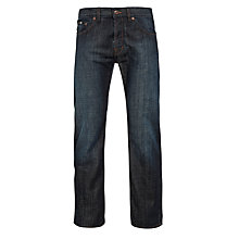 Buy Boss Black Scout Jeans, Bright Blue Online at johnlewis.com