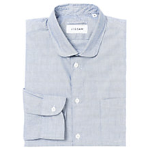 Buy Jigsaw Penny Collar Shirt Online at johnlewis.com