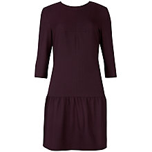 Buy Ted Baker Orrih Long Sleeved Gathered Dress Online at johnlewis.com