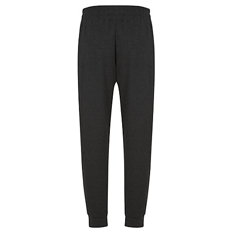 Buy Hygge by Mint Velvet Marl Sports Pants, Charcoal Online at johnlewis.com