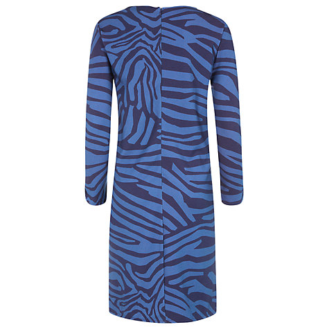 Buy Havren Zebra Print Dress, Multi Online at johnlewis.com