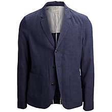 Buy Selected Homme Jam Blazer, Navy Online at johnlewis.com