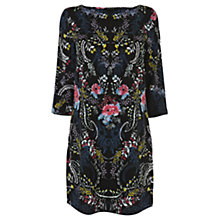 Buy Warehouse Floral Tunic Dress, Multi Online at johnlewis.com