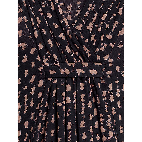 Buy Jigsaw Jersey Dress, Midnight Online at johnlewis.com