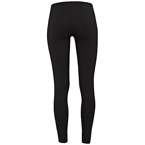 Buy French Connection Laura Leggings, Black Online at johnlewis.com
