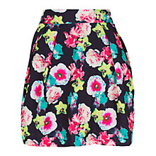 Buy Wolf & Whistle Neon Print Skirt, Multi Online at johnlewis.com