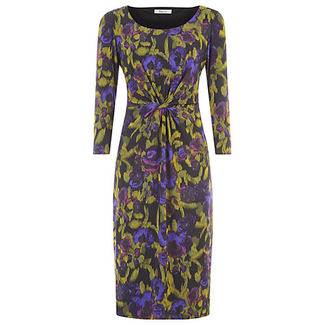 Buy Precis Petite Floral Print Dress, Multi Online at johnlewis.com