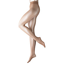 Buy Falke Pure Matte 20 Denier Tights, Powder Online at johnlewis.com