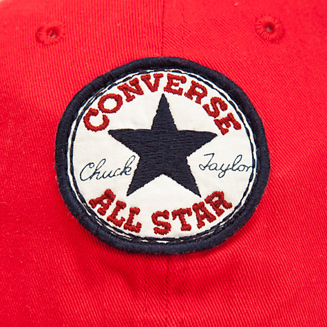 Buy Converse All Star Cap Online at johnlewis.com