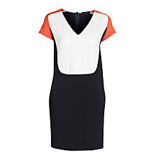 Buy Tara Jarmon Tunic Dress, Bleu Nuit Online at johnlewis.com
