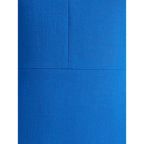 Buy Tara Jarmon V-neck Wool Dress, Bleu Vif Online at johnlewis.com