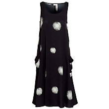 Buy Crea Concept Pocket Dress, Black Online at johnlewis.com