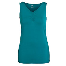 Buy John Lewis Ruched Yoga Tank Top Online at johnlewis.com
