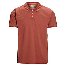 Buy Selected Homme Skarah Short Sleeve Polo Shirt Online at johnlewis.com