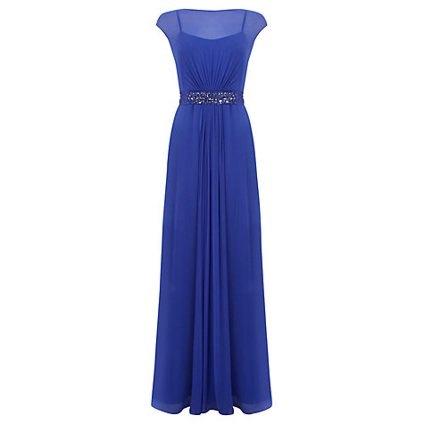 Buy Coast Lori Lee Maxi Dress, Blue Online at johnlewis.com