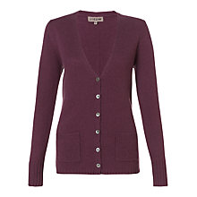 Buy Jigsaw Cashmere V-neck Cardigan Online at johnlewis.com