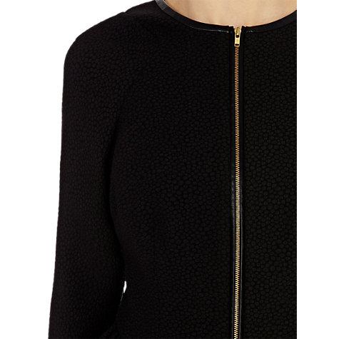 Buy Coast Darlane Jacket, Black Online at johnlewis.com